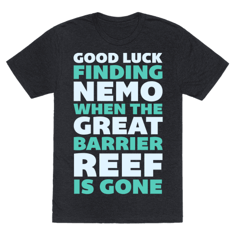 Good Luck Finding Nemo When The Great Barrier Reef is Gone