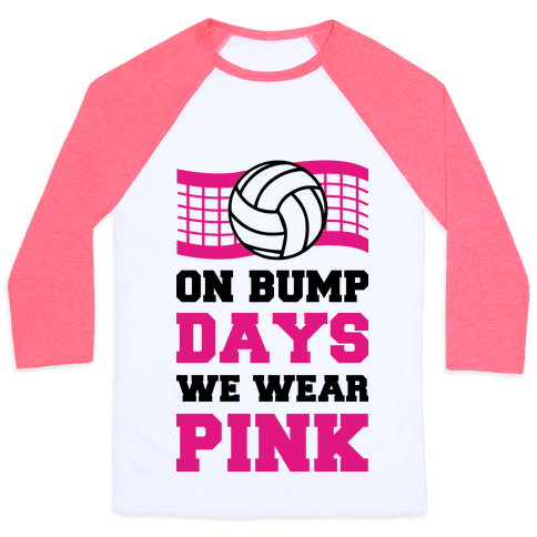 On Bump Days We Wear Pink