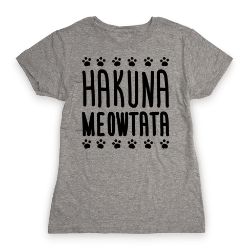 Hakuna Meowtata