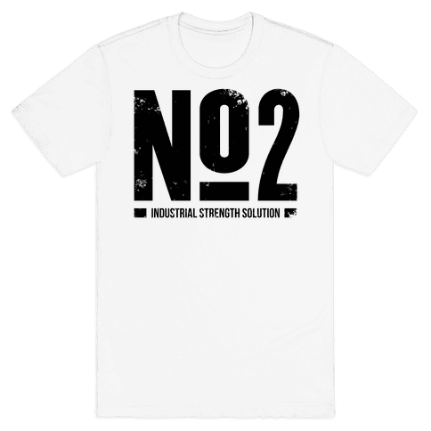 Formula No. 2 Mens T-Shirt