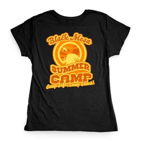 Mesa Summer Camp (Variant) Womens T-Shirt