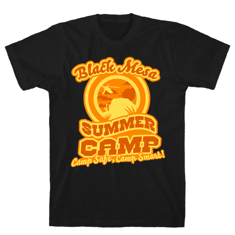 Mesa Summer Camp (Variant) Mens T-Shirt