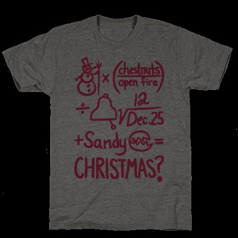 Christmas Equation