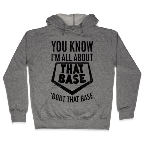 I'm All About That Base Hooded Sweatshirt