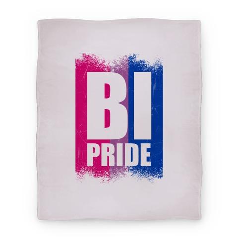 Bi Pride Blanket