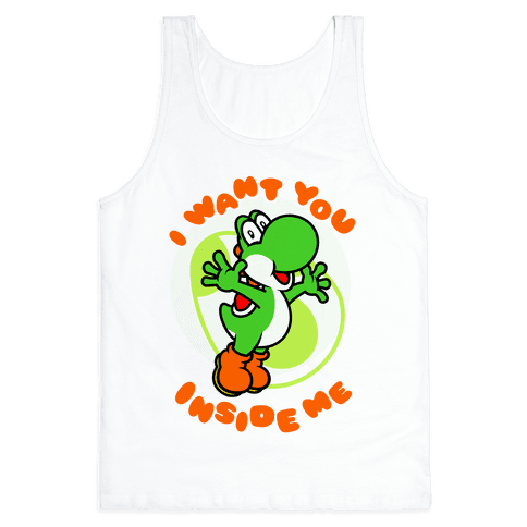I Want You Inside Me Tank Top