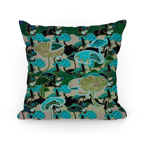 Mushroom Pillow Pillow