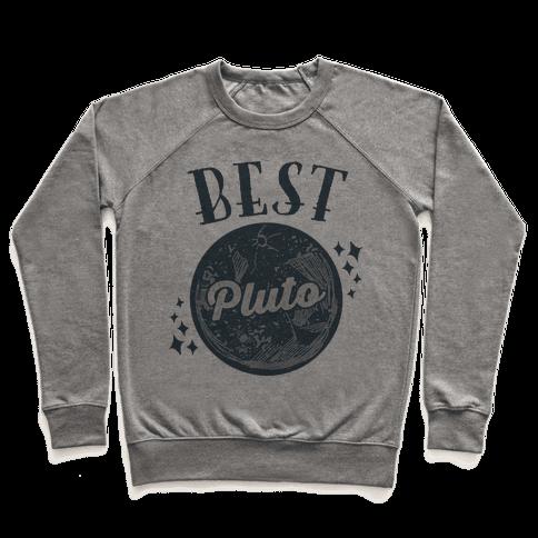 Best Friends Pluto & Charon (Pluto Half) Pullover