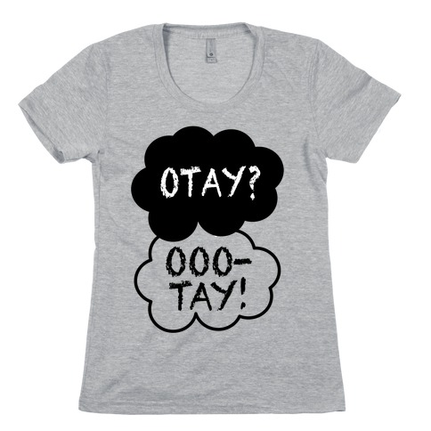 The Fault In Our Rascals Womens T-Shirt