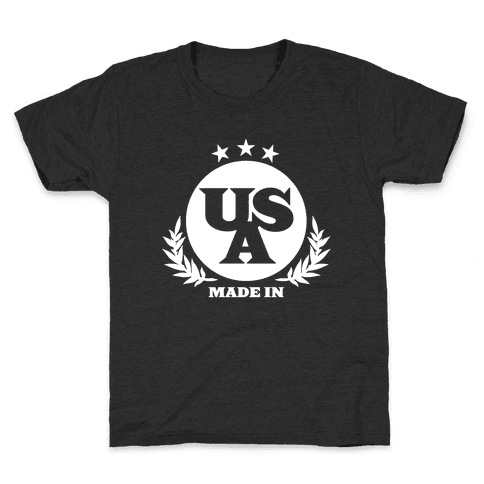 American Made Kids T-Shirt