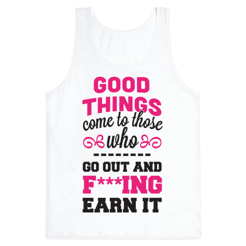 Good Things Tank Top