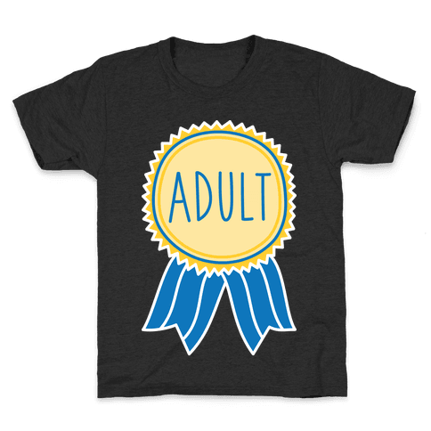 Adult Award Kids T-Shirt