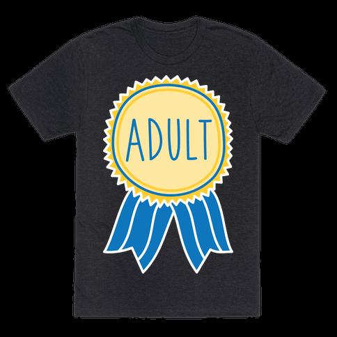Adult Award