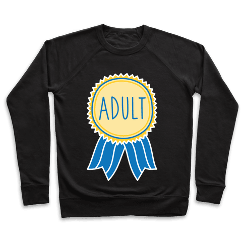 Adult Award Pullover