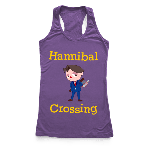 Hannibal Crossing Racerback Tank Top