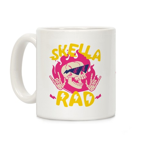 Skella Rad Coffee Mug