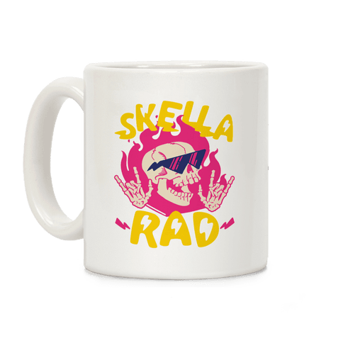 Skella Rad Coffee Mug