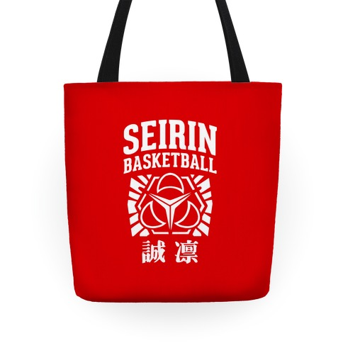 Seirin Basketball Club Tote