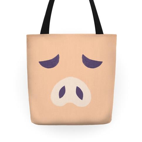 Wind Waker Bait Bag Design Tote