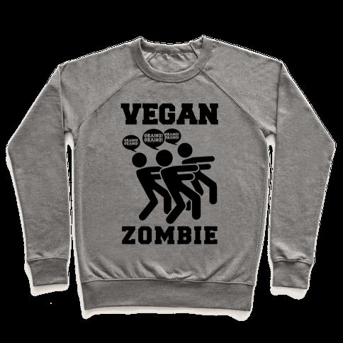 Vegan Zombie Pullover