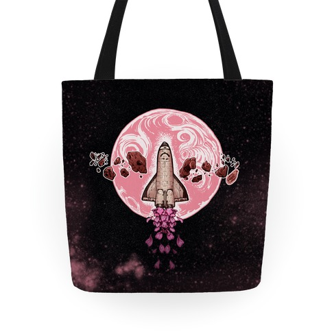 Space Exploration Tote