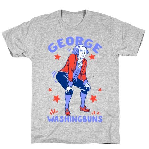 George Washingbuns T-Shirt