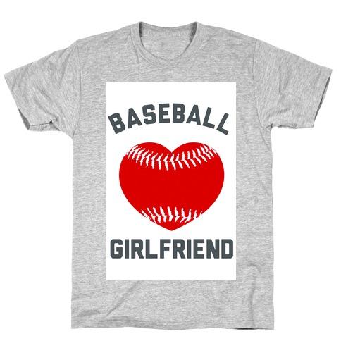 Baseball Girlfriend T-Shirt