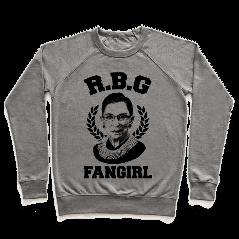 R.B.G Fangirl Pullover