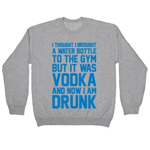 Make Me Look Drunk Drinking Party Funny Unisex Sweatshirt tee