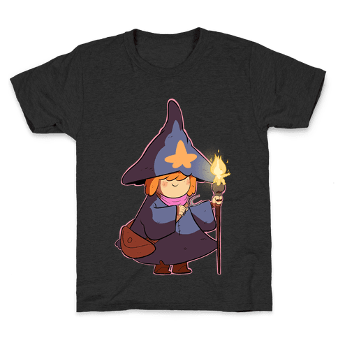 Wizard Girl Kids T-Shirt