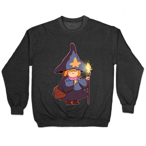 Wizard Girl Pullover