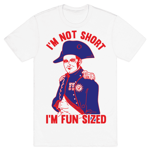 I'm Not Short I'm Fun Sized Mens T-Shirt