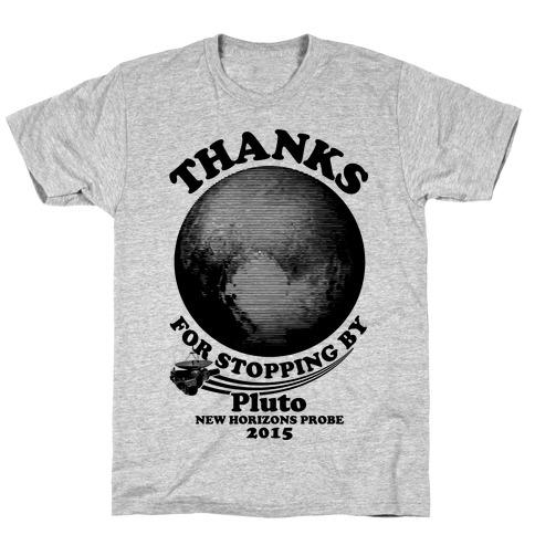 Pluto New Horizons Probe T-Shirt