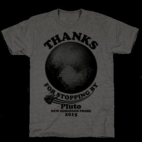 Pluto New Horizons Probe