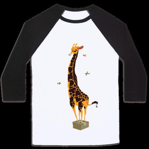 Stand Tall Giraffe