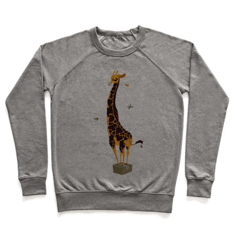 Stand Tall Giraffe Pullover