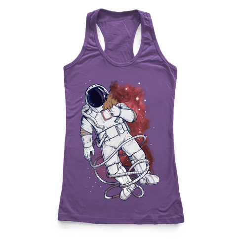 Space Mondays Racerback Tank Top
