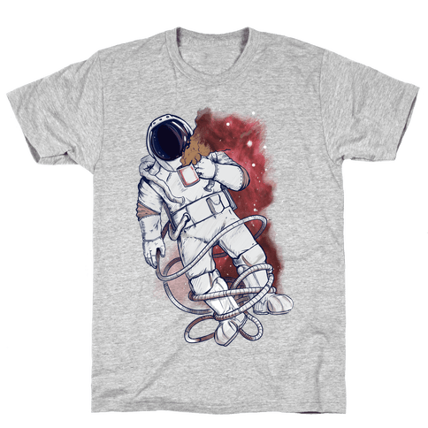 Space Mondays Mens T-Shirt