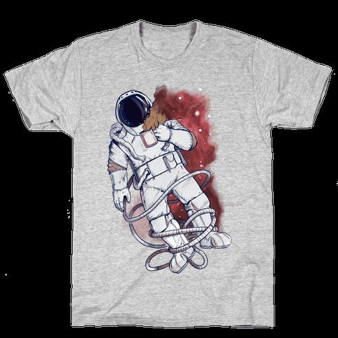 Space Mondays Mens T-Shirt