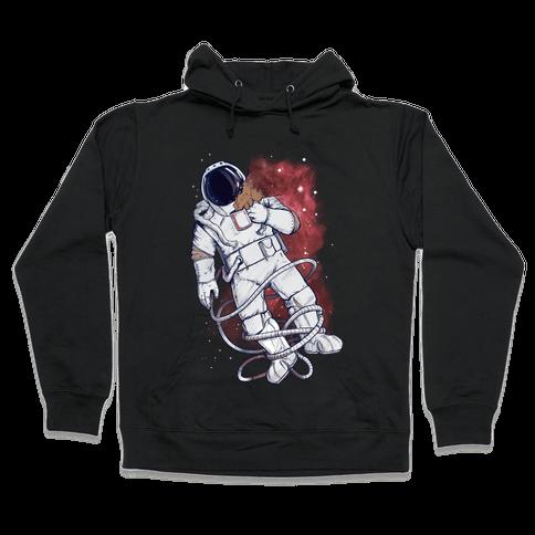 Space Mondays Hooded Sweatshirt