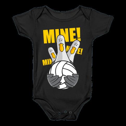 Mine! Baby Onesy