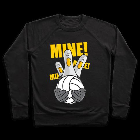 Mine! Pullover