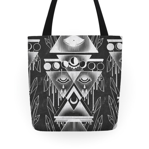 Witch Collage Tote