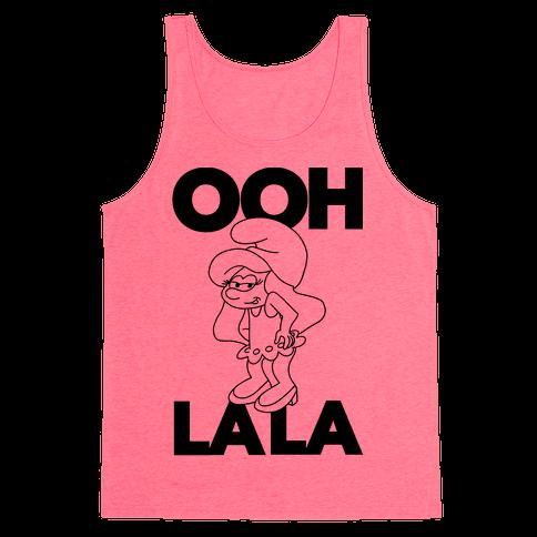 Ooh La La Tank Top