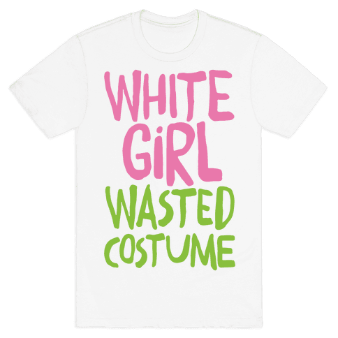 White Girl Wasted Costume