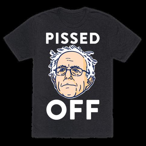 Pissed Off Bernie