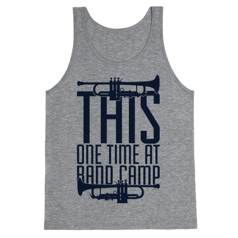 Band Camp Tank Top