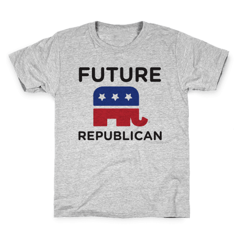Future Republican Kids T-Shirt