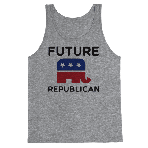 Future Republican Tank Top