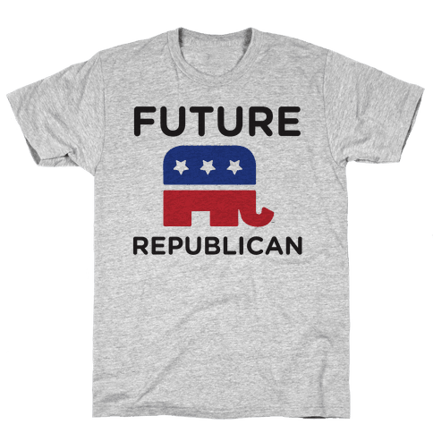 College dating gay republicans politicians suck t-shirt